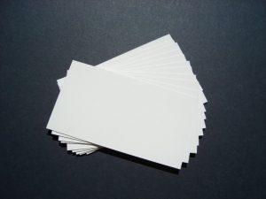 basketball business card design