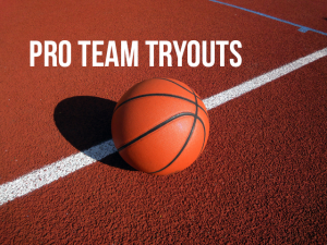 combine pro basketball tryout