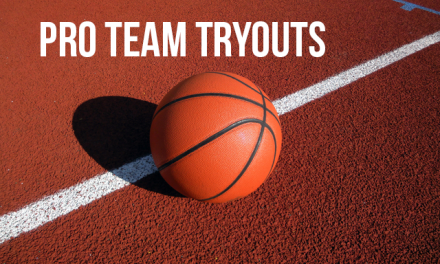 Mexican Basketball League Tryouts