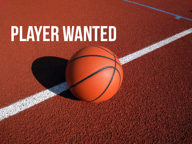 Turkey D2 Mens Player Wanted 4/5 Position