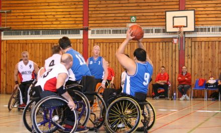 International Wheelchair Basketball