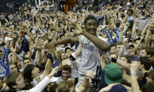 Georgetown NCAA Championship?