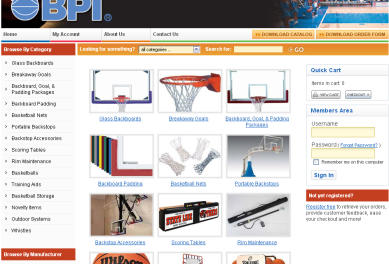 Real International Basketball Equipment Store