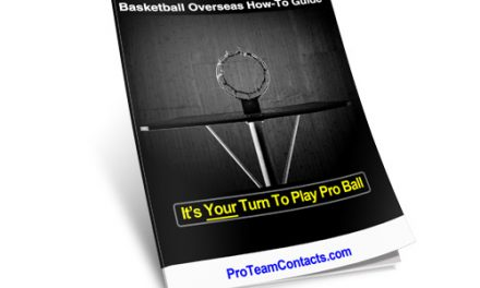 Playing Basketball Overseas Guide 2005-06