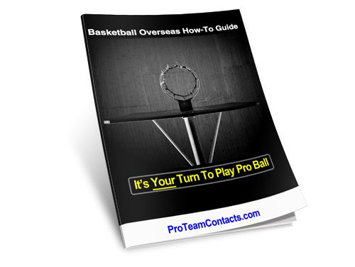 Basketball Overseas How-To Guide Updated!!