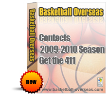 Basketball Overseas Europe Contacts Ebook