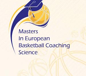 European Basketball Coaching Science Masters Program