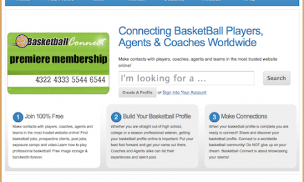 Basketball Profile Page Updated and Agents Profiles Updated
